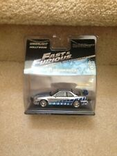1/43 Scale Greenlight Fast & Furious Brian's 1999 Nissan Skyline GT-R Limited