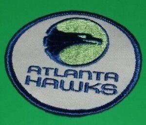 NEW Vintage NBA Atlanta Hawks Embroidered Patch 1970-1972