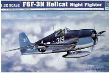 Trumpeter 2258 1:32nd escala F6F-3N Hellcat, noche Fighter