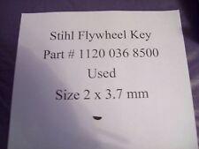 Stihl Chainsaw Flywheel Key 009 011 024 028 031 032 041 044 046 051 075