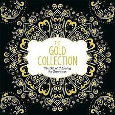 The Gold Collection: The Gift of Colouring for Grown-Ups,Various,New Book mon000
