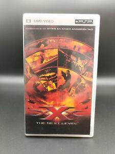 xXx 2 The Next Level - UMD Video - Sony PSP Playstation Portable Film