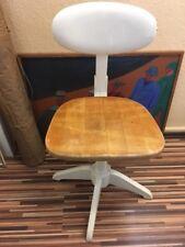 Stoll Bürostuhl mit toller Patina, Industrie Design, Werkstatt Stuhl, Vintage