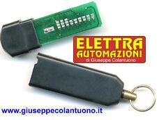 Chiave Elettronica KeyBit a 12 Bit Programmabile  codici key Bit Sicurezza