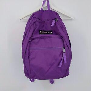 Jansport Backpack Trans Super Big Purple