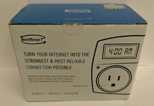 NetReset NR-1000US Smart Power Cycler for Modems and Routers