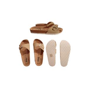 Lee Cooper sandale femme confort beige