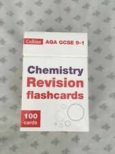 AQA GCSE 9-1 Chemistry Revision Flashcards Col by Collins