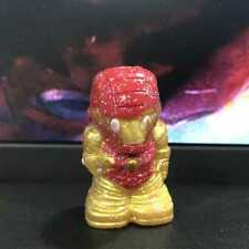 "Limited OOSHIES Golden Sparkle Titanium Iron Man Marvel collection 1.5"" Toy"
