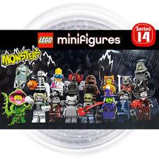 LEGO 71010 Minifigures Series 14 Monsters - Complete / Full Set of 16 minifigure