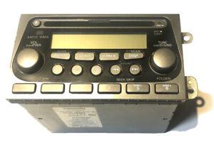 2003-2011 Honda Element Audio Equipment Am/Fm Radio , Cd Player Oem.