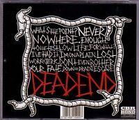 Hardluck - Dead End (2007)  CD  NEW  SPEEDYPOST