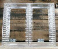 U.S. Acrylic Inc: 5.25 Floppy Disk Holder - 28+ Capacity | Made in the USA