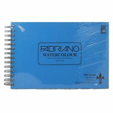 RKB FAT Pad 19 X 28cm Fabriano watercolour paper 280gsm (not) 25 sheets artists