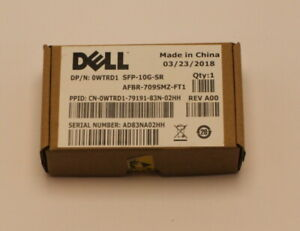 Dell Networking Transceiver SFP+ 10GbE 407-BBOU