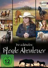 DIE SCHÖNSTEN PFERDE ABENTEUER (3 DVDs) NEU+OVP