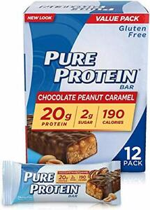 Pure Protein Bars 1.76oz, 12 Pack