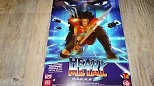 HEAVY METAL 2000 !  dossier presse scenario cinema animation