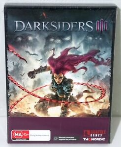 New & Sealed Darksiders 3 for PC - Free Postage