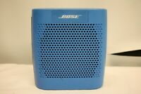 BOSE 415859 SOUNDLINK COLOR BLUETOOTH PORTABLE SPEAKER BLUE SPARE & REPAIR