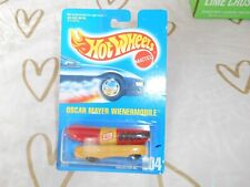Hot Wheels Oscar Mayer Wienermobile #204 Free Shipping