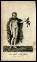 Female albino albinism 1794 figure ethnic/cultural engraved print