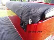 GOLF BUGGY / CART / SEAT COVERS / DIAMOND AIR MESH (Black OR Khaki)