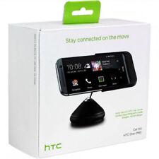 Caricabatterie e docking station nero HTC con micro USB per cellulari e palmari