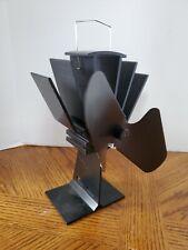 ECOFAN 800 Original Heat Powered Wood Stove Fan