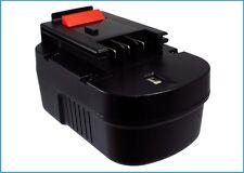 Batterie haute qualité pour Black & Decker bdgl14k-2 499936-34 499936-35 A14 UK