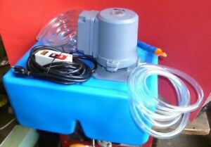 ACCURA-VERTEX ACPS-009 COOLANT PUMP SYSTEM FOR LATHES, MILLS ETC. BACK IN STOCK!