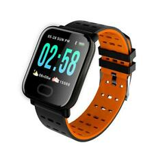 A6 IP67 Smart Watch Heart Rate Monitor Bracelet Wristband for iOS Android Hot