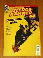 SLEDGE HAMMER 44 LIGHTNING WAR #2 DARK HORSE COMICS NM (9.4)