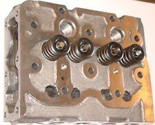 Kubota L175 Cylinder Head complete with valves for Z750 Engine