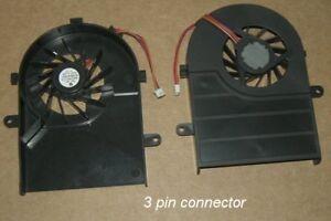 Lüfter Toshiba Satellite A100-283 A105 A100-169 A100-480 A100-02B A100-491 Fan