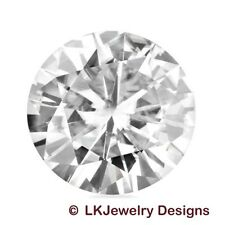 0.80 Ct Round Moissanite Forever One - 6.0mm- GHI from Charles and Colvard