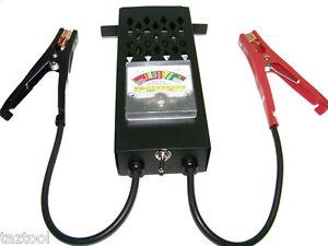 Battery Load Tester Charger 6V 12V  Load charging Tester 100 AMP 6 12 Volt Jump