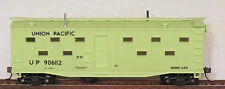 MOW TRAINS HO Walthers UNION PACIFIC Green Bunk Car UP 906112 Work Train MWKD5