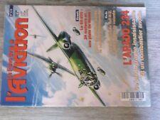 $$$ Revue Fana de l'aviation N°329 Arado 234SE-200ANT-20Blouson vol A-2