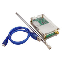 10KHz-2GHz Wideband 14bit SDR Receiver TCXO 0.5PPM For play SDR 1A+ Antenna