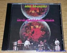 """IRON BUTTERFLY  """"In-A-Gadda-Da-Vida""""   NEW   (CD)"""