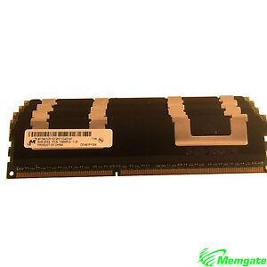 24GB (3X8GB) DDR3 ECC Reg. Memory For Dell Precision Workstation T5500, T7500