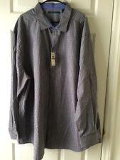 Perry Ellis Long Sleeve Button Up 4xlt