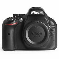 Nikon D5200 Digital SLR 24.1MP Black Camera Body Only