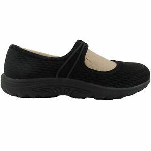 Skechers Women's 77278 Sulloway Mary Jane Memory Foam Slip Resistant Work Flats