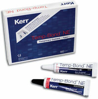 KERR Temp Bond NE Non Eugenol Temporary Cement #