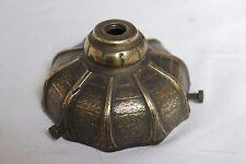 griffe art déco bronze pour lustre lampe applique daum schneider muller