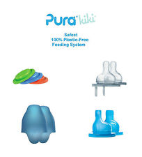 Pura Kiki Stainless Steel Baby Bottle Accessories