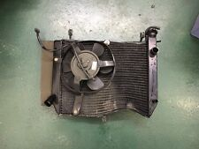 YAMAHA R1 2001 5JJ RADIATOR WITH FAN RACE TRACK BIKE BREAKING USED PARTS RAD