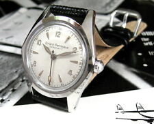 Girard-Perregaux 1954 GYROMATIC S/Steel Men's Watch extremely RARE - Must see?